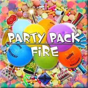 200+ party fire sound effects!