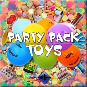 400+ party toy sound effects!