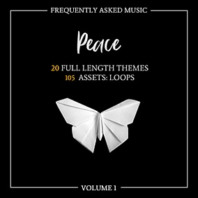 A collection of 20 unique peaceful ambient music