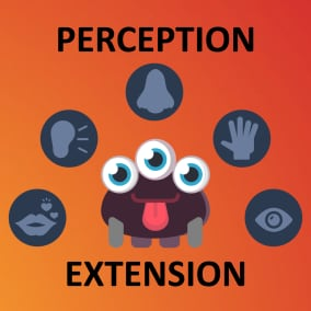 Perception Extension adds functions to allow changing AI Perception config settings during runtime.