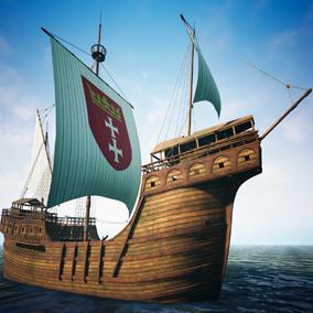 Medieval Carrack