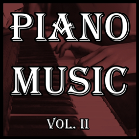 The Piano Music Vol. II pack focuses on solo piano music that is able to create a uniquely emotional, sentimental, melancholic, and immersive atmosphere.