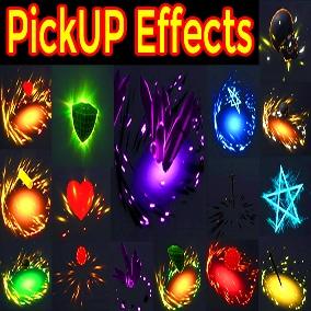 Pick UP VFX Pack 01