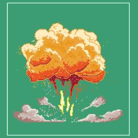 Pixel Art Explosion Pack