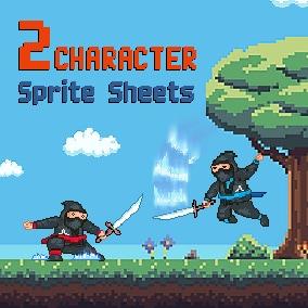 Ninja - Sprite Sheets