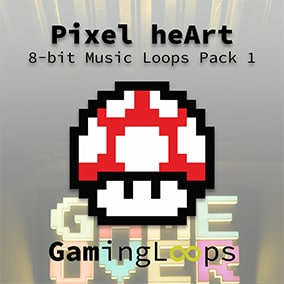 8-bit Music Loops Pack 1