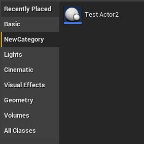 Add and remove customizable categories and customizable placeable items to speed up your workflow!