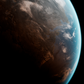 A powerful tool with fully customizable parameters to create planets