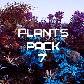 Fantastic plants for extraterrestrial levels.