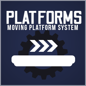 Moving platform blueprints