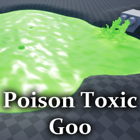 This is a liquid based Poison, Toxic, Goo, Oil Style pack.