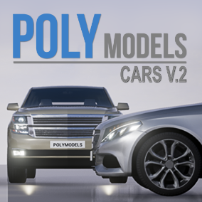 PolymodelsCars Vol. 2 includes 6 fully rigged customisable cars with drivers with follow spline and collision prevention functionality. Each rigged car and static mesh car has 3 LODs. Fully ready for integration in the desktop or mobile UE4 game (project)