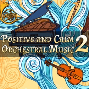 Orchestral background music and title themes for puzzles and casual games, fantasy and adventure projects!