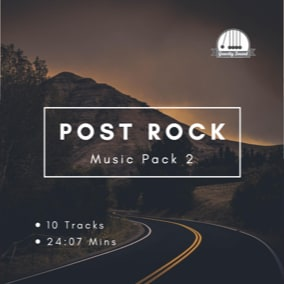 A collection of 10 post rock instrumental tracks.