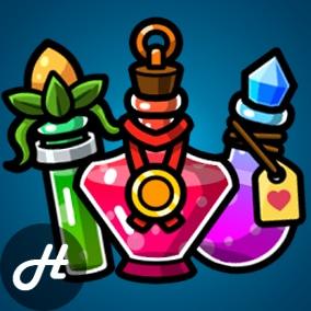 Fantasy Potions (Maker + Pack)