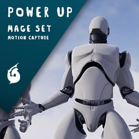 A small collection of 13 motion capture animations perfect for your characters' power up mechanics. Drawing inspiration from anime style movement and integrating it with a high level of realism and detail.