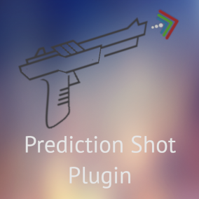 This Plugin predicts the movement of the target and calculates the predicted shooting direction.
