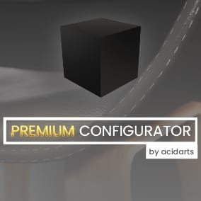 Customizable professional Product Configurator template with Database system.
