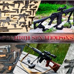 Premium Sounds Weapons & Bullets