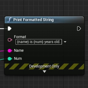Print formatted string to screen and log.