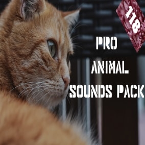 118 Pro Animal Sound Effects That Will Take Your Game To The Next Level!