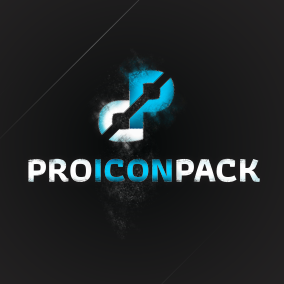 A highly designed pack of layer-based, fully customizable Icons, split between base icons and overlapped icons.