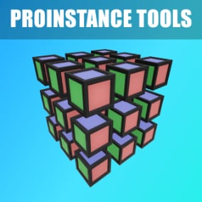 A set of tools to control procedurally generated placement of meshes or actors with easy and unified settings.