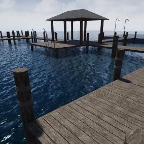 Procedural Docks