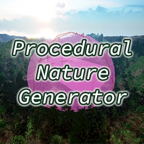 Easy and lightweight plugin for procedural nature generation within the editor, using your own landscapes and assets.