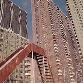 Procedural buildings for your game.