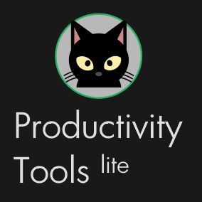 Enhance your productivity with convenient tools