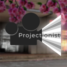 Projectionist let's you use materials, projections (decals), or spot lights to conveniently render videos to geometry.