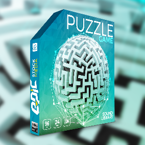 Puzzle Game Sound Effects Library. 550+ industry defining game ready sound effects. Full of spunk, sparkly tones and bubbly frequencies, Puzzle Game gives you access to the game sound assets your users are expecting.