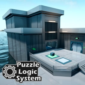 A library of gameplay objects such as levers, doors, teleporters and many more. Powered by a user-friendly and extensible blueprint framework.