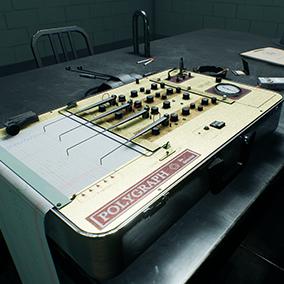 Modular interrogation and police lineup room