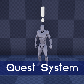 Easy to use Quest System that can fit any kind of game.