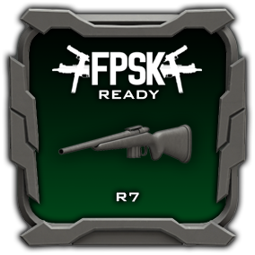 FPSK Ready R7 model and animations.