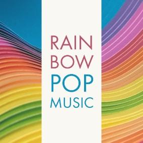 POP MUSIC TRACKS LIKE A RAINBOW! Make your life even colorful.