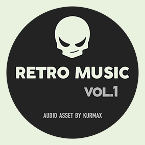 Retro Music Vol.1 - Royalty Free Music by Kurmax