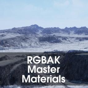 RGBAK Master Materials