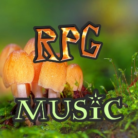 10 tracks with RPG theme music