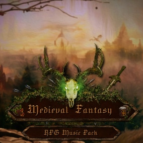 Downloadable Music Pack for Medieval Fantasy RPG's