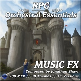 700 orchestral musical effects to enhance your game!