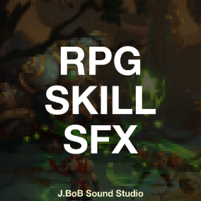 RPG Game Magic & Spell & Skill Sound Pack!