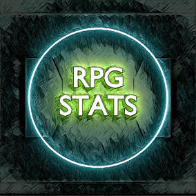 This is a complex RPG stats system, with a very wide range of customizable features, the system is ready to use for any kind of game genres.