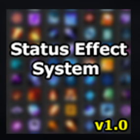 With this modular system you can create customized status effects to apply to your games. Huds included!