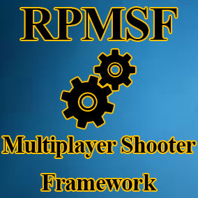 This multiplayer shooter template includes everything you need to create your own multiplayer shooter game prototype as quickly as possible.