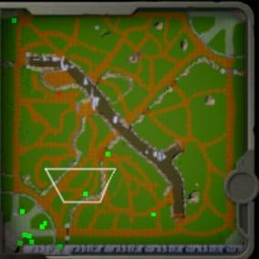 RTS / MOBA Dynamic Multiplayer / Offline Minimap