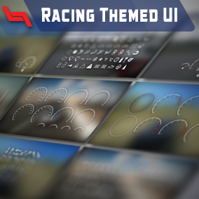 Racing elements for your interfaces.