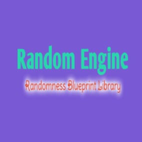 An Advanced Randomness Functions Library That Can Be Used In Blueprints